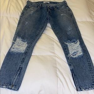 One x oneteaspoon jeans